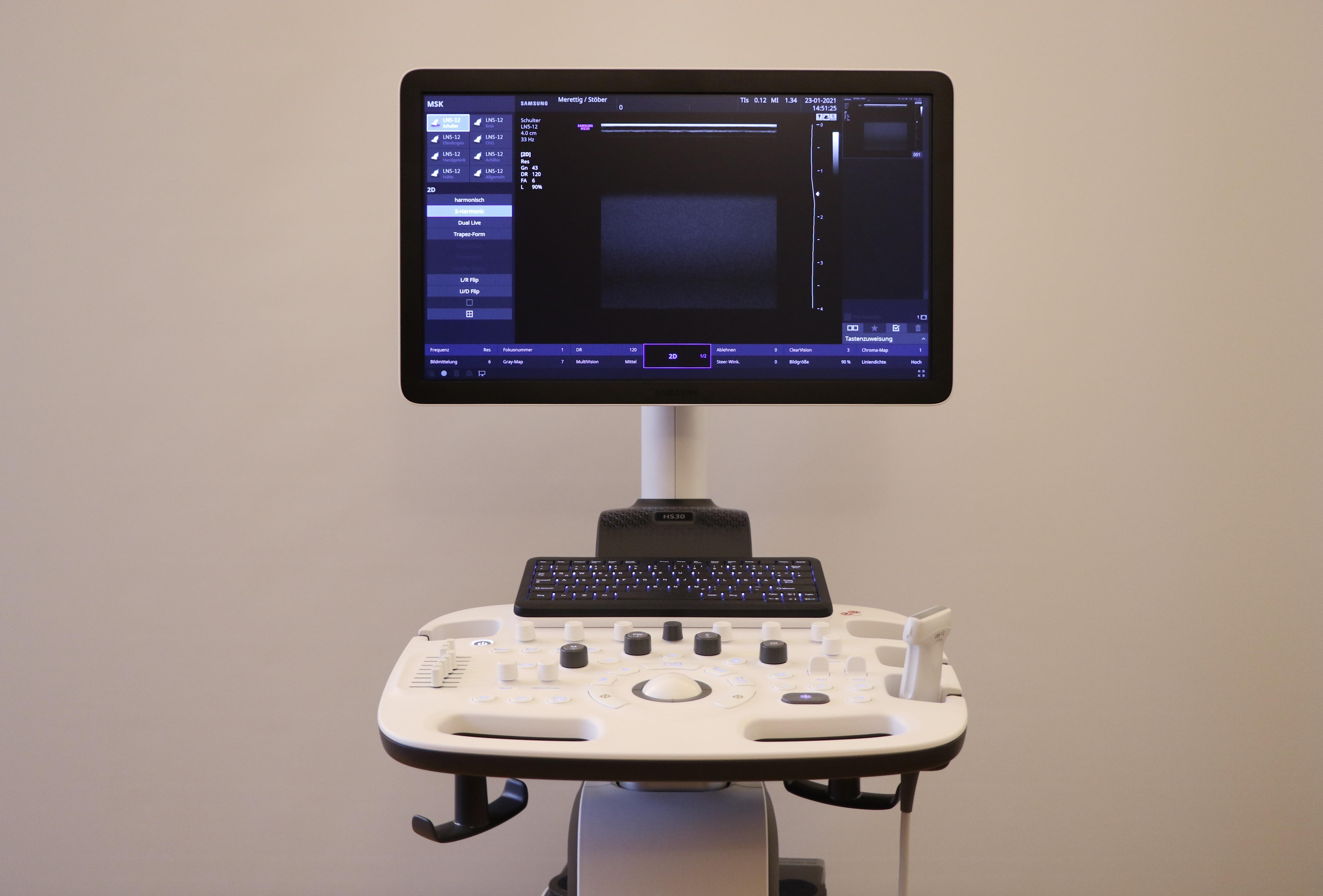 Sonografiegerät